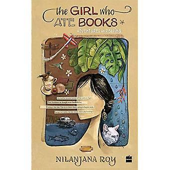 La jeune fille qui mangeait des livres: Aventures en lecture