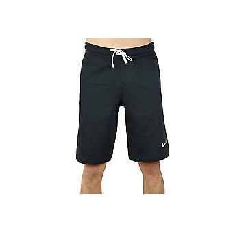 Nike team Club 19 fleece Short AQ3136-010 heren shorts