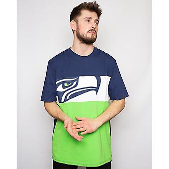 Fantasierna NFL Seattle Seahawks cut & sy T-shirt