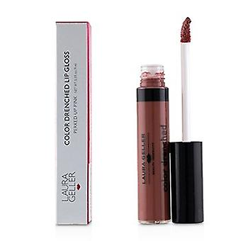 Laura Geller Color Drenched Lip Gloss - #brandy  9ml/0.3oz