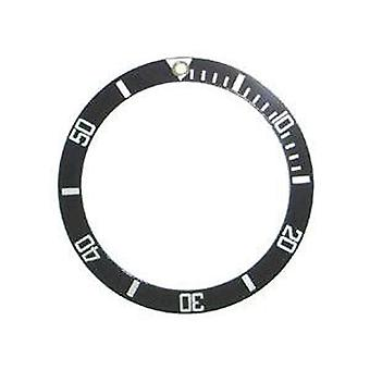 Bezel insert made by w&cp to fit rolex 315-16800-81 generic bezel insert