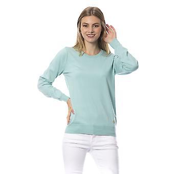 Trussardi Women's Light Blue Sweater