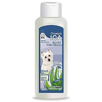 Ica Champú Pelo Blan 750 Aloe Vera (Perros , Higiene y peluquería , Champús)