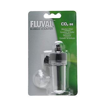 Fluval FLUVAL CO2 CONTADOR DE BURBUJAS (Fish , Aquarium Accessories , Carbon Dioxide)