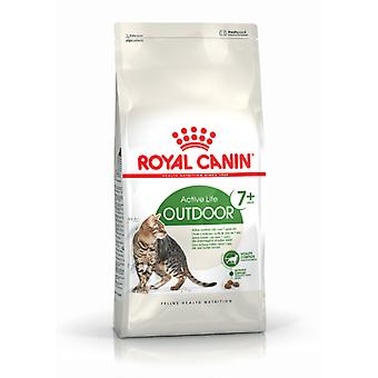 Royal Canin Outdoor +7 (Cats , Cat Food , Dry Food)