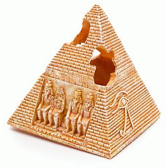 Sandimas Pyramide Égyptienne (10X11,25 Cm) (Poissons , Décoration , Ornements)