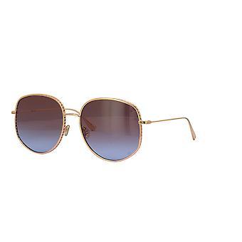 Lunettes de soleil Dior Bydior 2 DDB/YB Gold Copper/Multilayer Gold