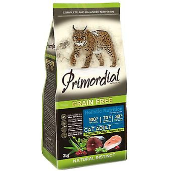 Primordial Pienso para Gato Adult Salmon y Atun (Cats , Cat Food , Dry Food)