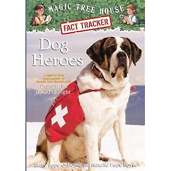 Chien héros (Magic Tree House fait Tracker)