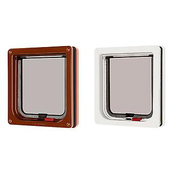 Pet Mate Cat Mate Lockable Cat Flap