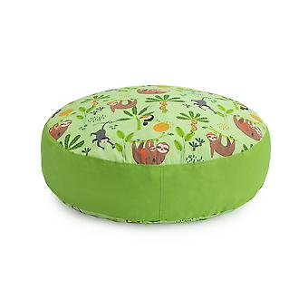 Rainforest Children's Large Floor Cushion Soft Filled Giant Play Seat Pillow