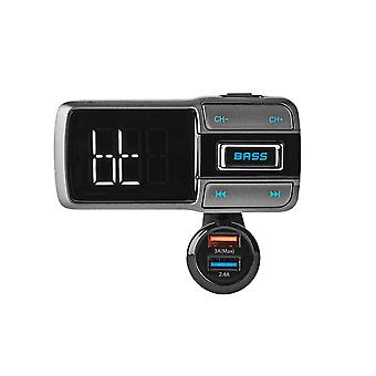 FM transmitter for car, 3.0 A/2.4 A - Nedis