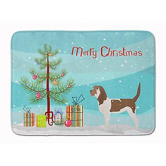 Grand Basset Griffon Vendeen Merry Christmas Tree Machine Washable Memory Foam M