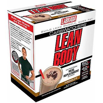 Labrada Carb Watchers Lean Body Mrp 20 Packets