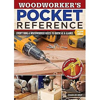 Woodworker's & DIY Pocket Guide: Everything a Woodworker Needs to Know at a Glance
