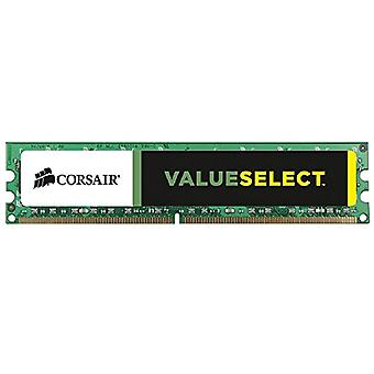 Corsair CMV8GX3M1A1333C9 Value Select 8 GB Memory Module, DDR3, 1333 MHz, CL9