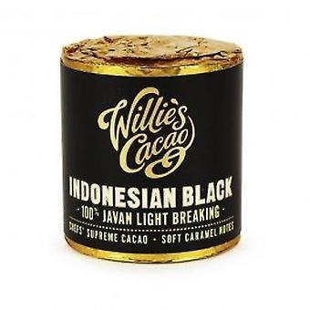 Willies - Indonesian Black Java Light Breaking Choc
