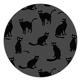 Kids Rug - Cats II - Washable - Cercle 150 cm