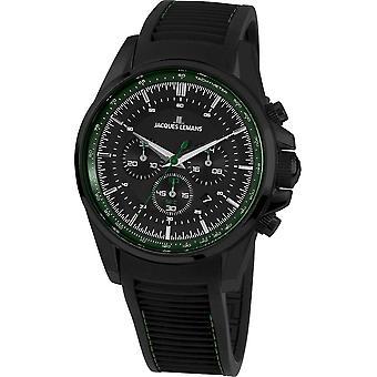 Jacques Lemans - Wristwatch - Men - Liverpool - Sport - 1-1799ZA