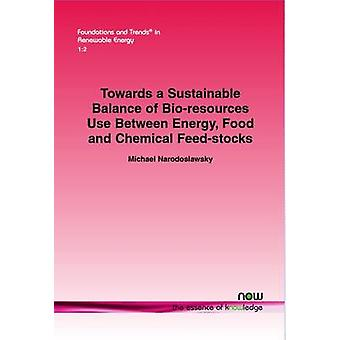 Towards a Sustainable Balance of Bioresources Use Between Energy Food and Chemical Feedstocks by Narodoslawsky & Michael