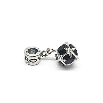 Ladies'Beads Viceroy VMM0195-15 Black (1 cm)
