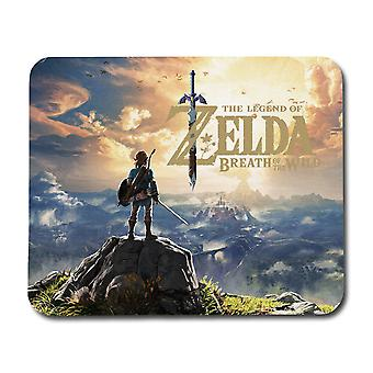 Zelda Breath of the Wild Mouse Pad