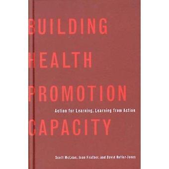 Capaciteitsopbouw gezondheid promotie - actie voor leren - leren fr