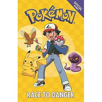 Official Pokemon Fiction Race to Danger