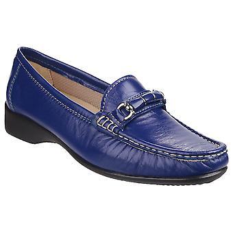 Cotswold men's barrington slip op loafer schoen verschillende kleuren 21430