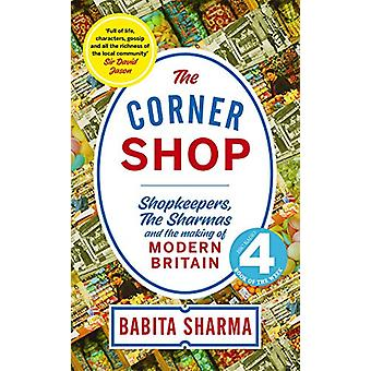 """The Corner Shop - 'A delightful story of growing up """"above the sh"""