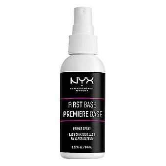 Make-up Foundation First Base NYX (60 ml)