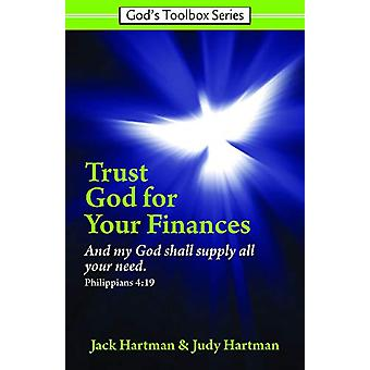 Trust God for Your Finances by Jack Hartman - 9780915445776 Book