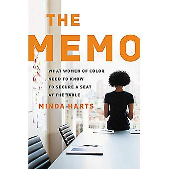 The Memo - What Women of Color Need to Know to Secure a Seat at the Ta