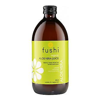 Fushi Wellbeing Jugo orgánico de Aloe Vera 500ml (F0020101)