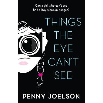Things the Eye Cant See by Penny Joelson