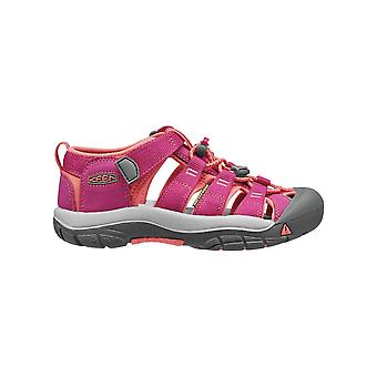 Keen Kids Newport Sandal Very Berry / Fusion Coral