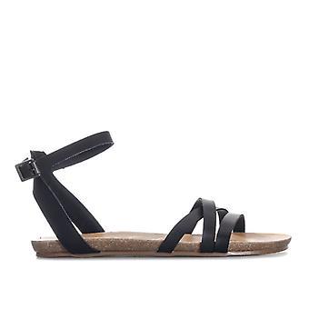 Women's Blowfish Malibu Girry Sandals in Black