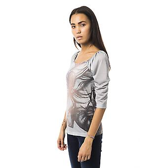 Byblos Women's Grey T-shirt