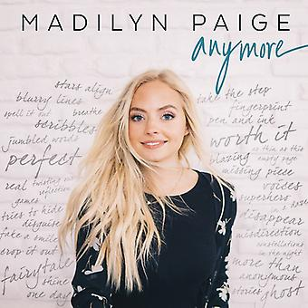 Madilyn Paige - Anymore [CD] USA import