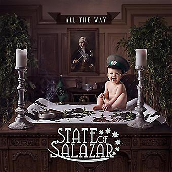 State of Salazar - All the Way [CD] USA import