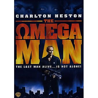 Omega Man [DVD] USA import