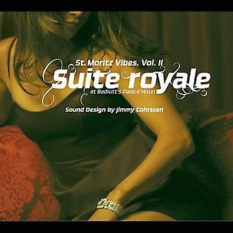 Vol. 2-Suite Royale-St. Moritz Vibes [CD] USA import
