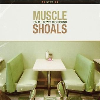 Various Artist - Muscle Shoals: Small Town Big Sound [CD] USA import