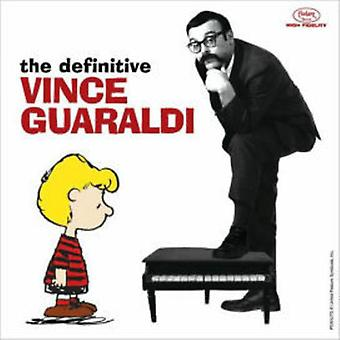 Vince Guaraldi - Definitive Vince Guaraldi [CD] USA import