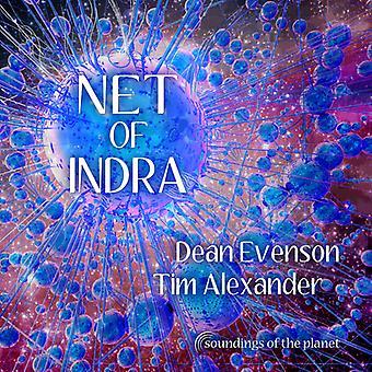 Evenson*Dean / Alexander*Tim - Net of Indra [CD] USA import