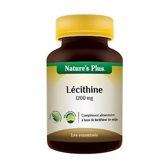 Lecithin 1200 Mg 90 capsules