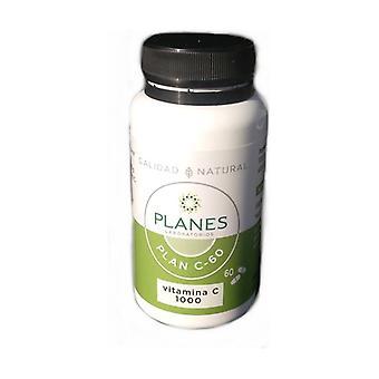 Vitamine C 1000 mg 60 comprimés