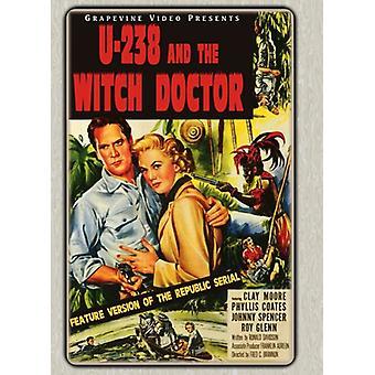 U-238 & le sorcier-docteur (1966) [DVD] USA import