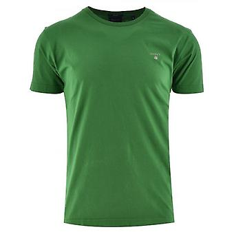 GANT Amazon Green Classic T Shirt