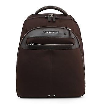 Piquadro miesten&s notebook osasto reppu laukku